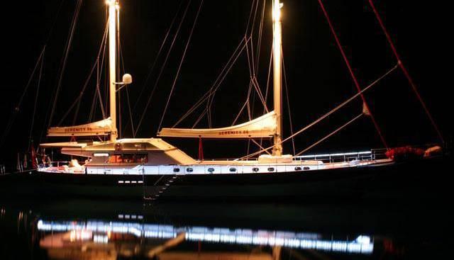 Serenity 86 Charter Yacht - 7