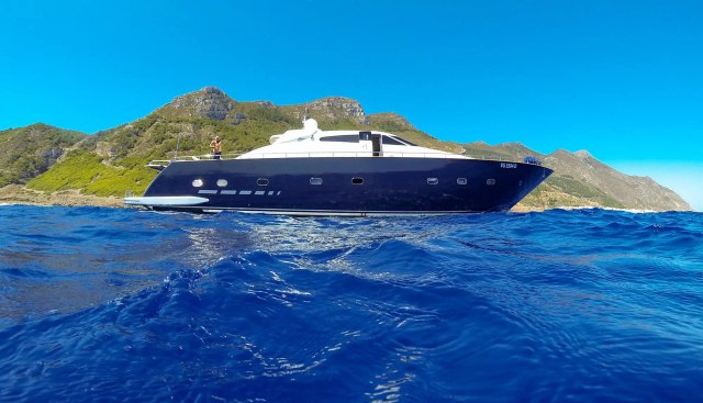 Eacos Charter Yacht