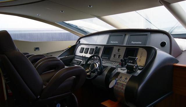 Code Charter Yacht - 8