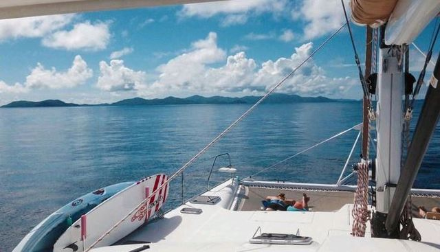 Good Vibrations Charter Yacht - 3