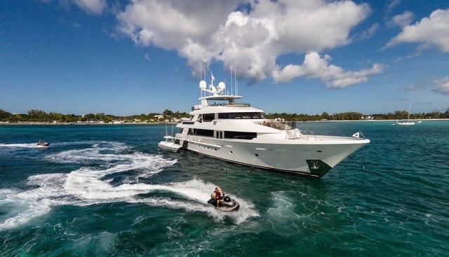 Amicitia Charter Yacht
