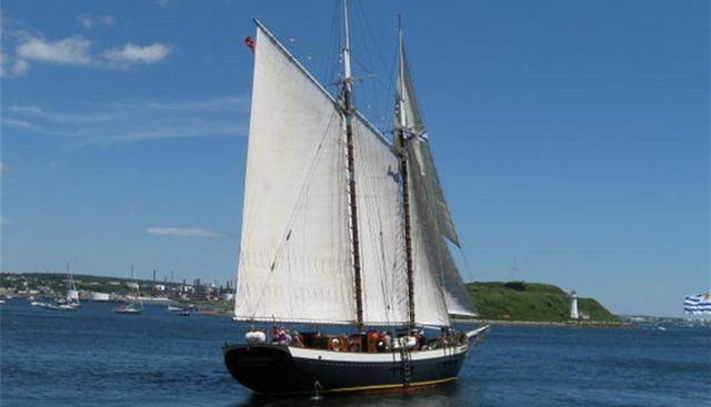 Mist of Avalon Charter Yacht - 2