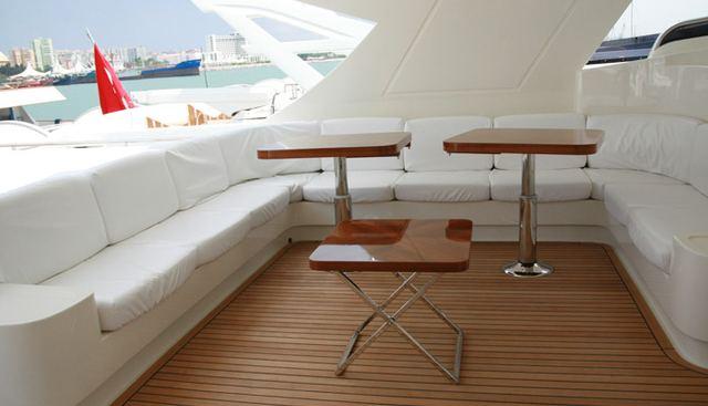 The Wish Charter Yacht - 3