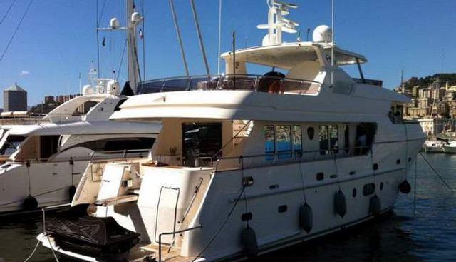 Bandido 75 Charter Yacht - 4