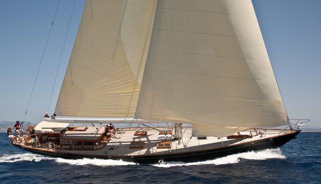 Bontekoning Charter Yacht