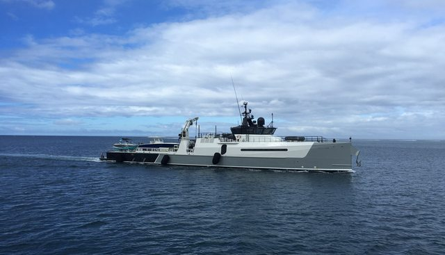 Ad-Vantage Charter Yacht