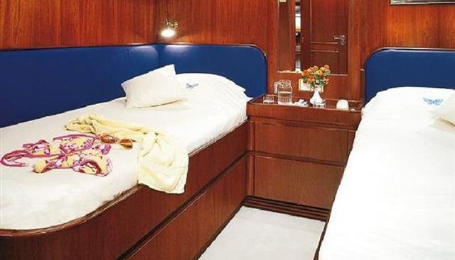 Blue Papillon Charter Yacht - 8