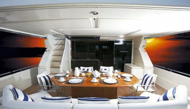 Sahara Charter Yacht - 2