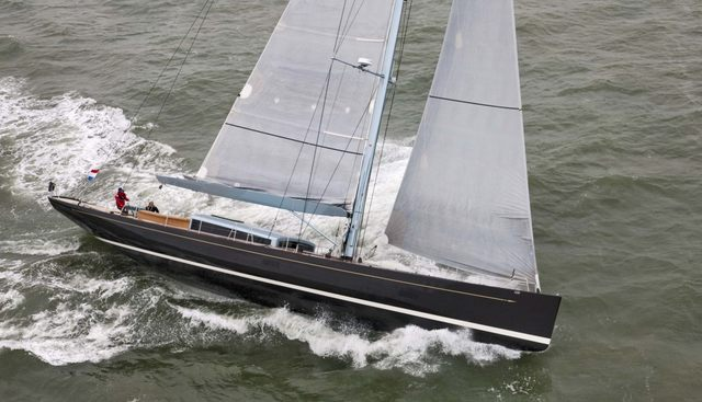 Tulip Charter Yacht
