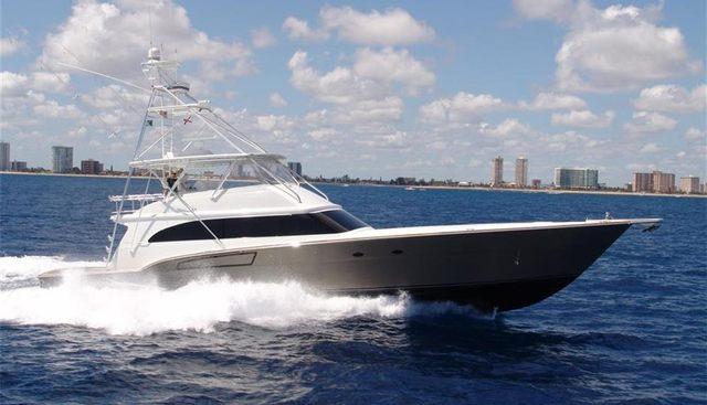 R80 (delete) Charter Yacht