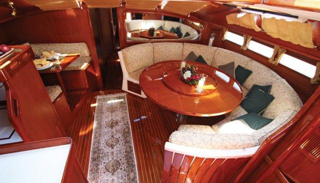 Anahita Charter Yacht - 4