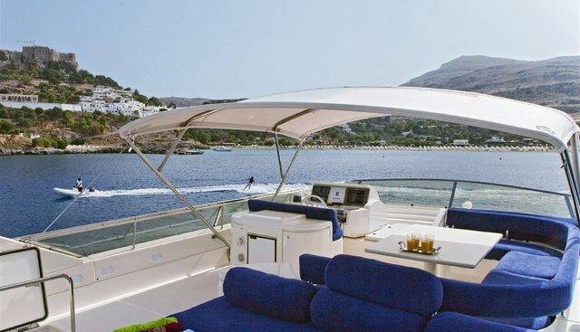 El Paradiso Charter Yacht - 3