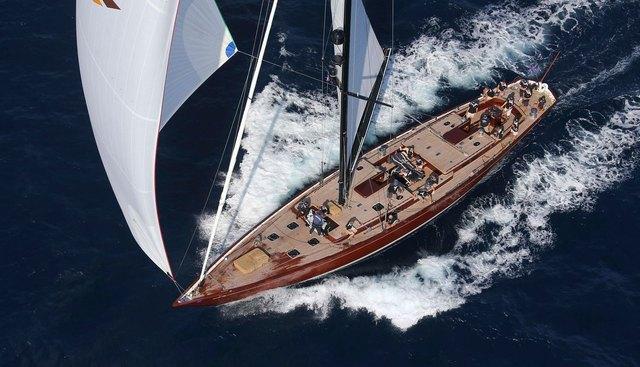 Tempus Fugit Charter Yacht - 3