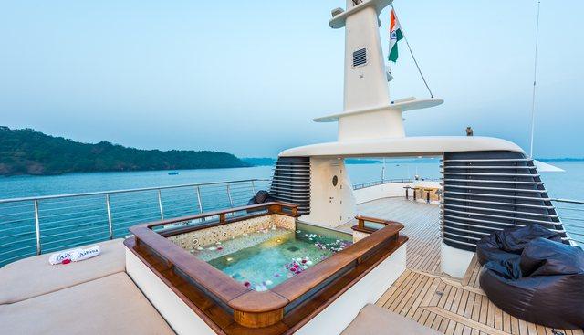 Ashena Charter Yacht - 2