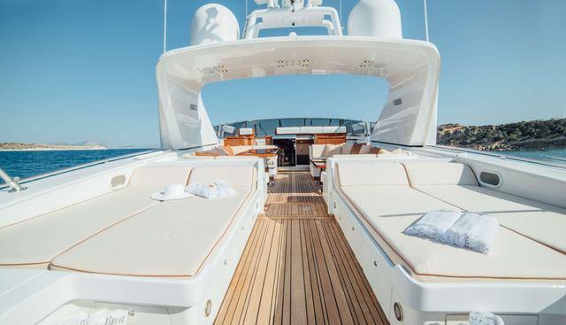 Angelina Charter Yacht - 3