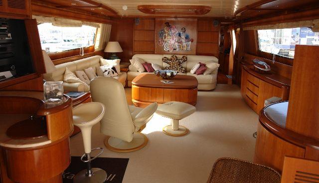 Lady Katana Charter Yacht - 3
