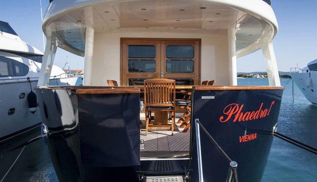 Phaedra I Charter Yacht - 2