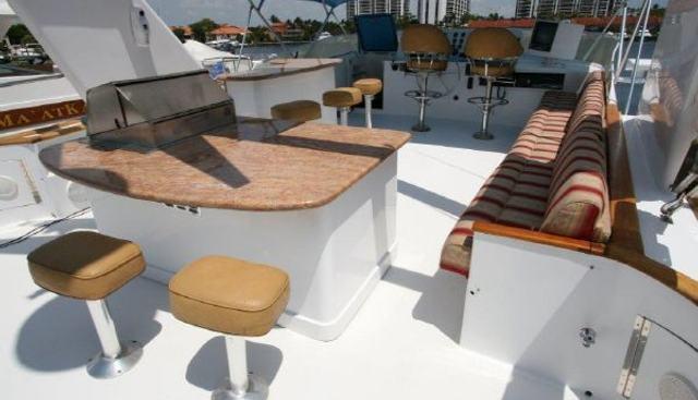 Just Faith Charter Yacht - 3