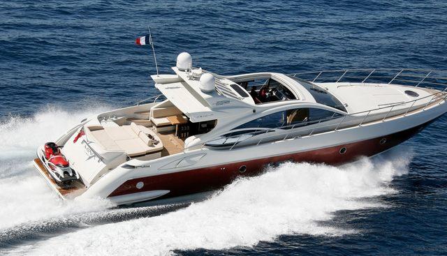 Minx Charter Yacht