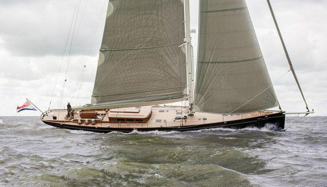 Windhunter Charter Yacht