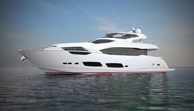 Sunseeker 95 Charter Yacht