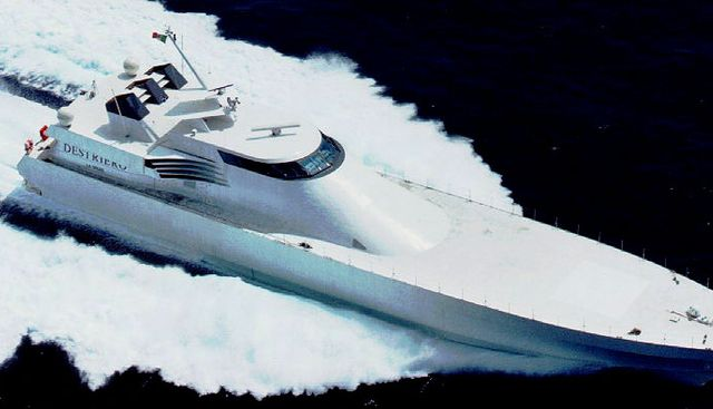 Destriero Charter Yacht - 3