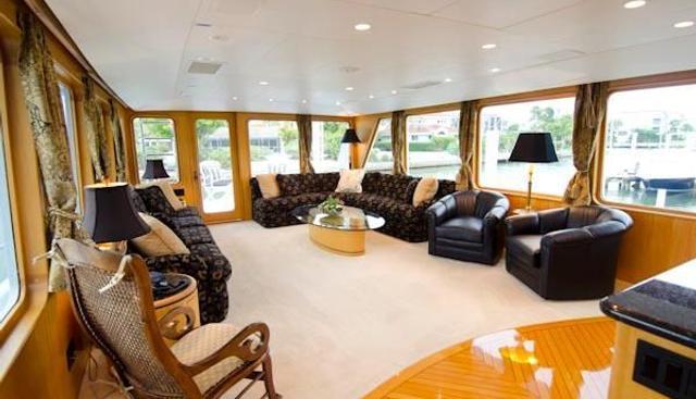 Wrigley Charter Yacht - 5