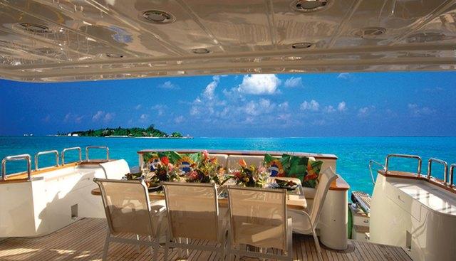 Berada Charter Yacht - 6