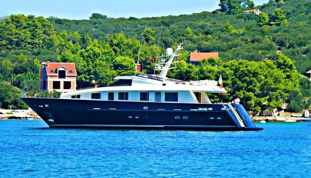 Tex Charter Yacht