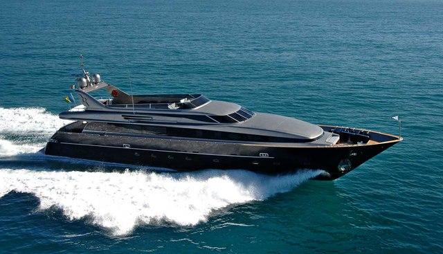 Blue Heaven 2 Charter Yacht