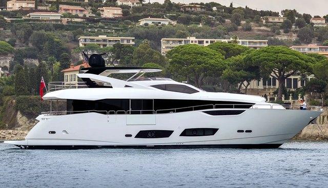 Mr. K Iriston Charter Yacht