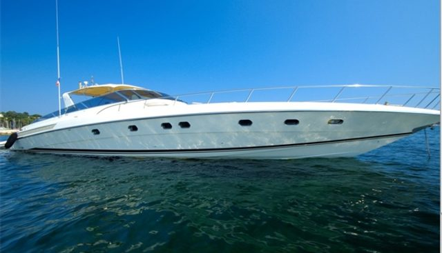 Diversion Charter Yacht