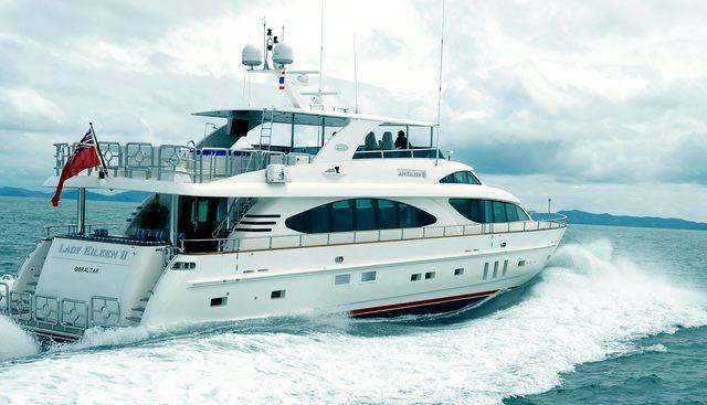 Lady Eileen II Charter Yacht - 4