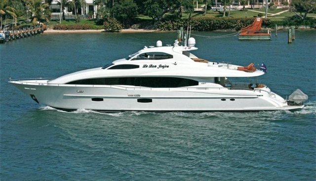 QTR Charter Yacht