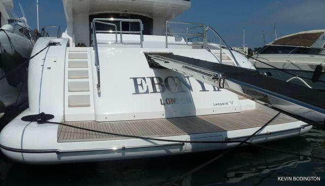 Ebony II Charter Yacht - 2