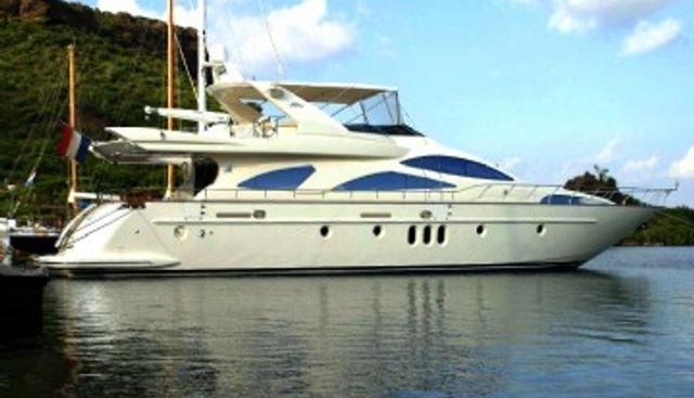 Heather Nikki Charter Yacht - 3
