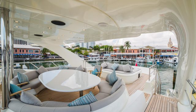 Happy Hour Charter Yacht - 3