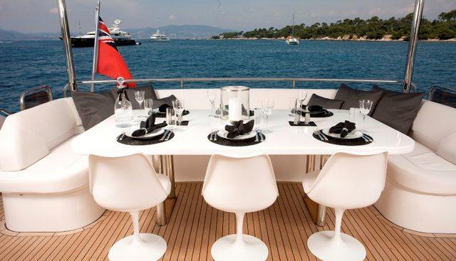 Molly Malone Charter Yacht - 5