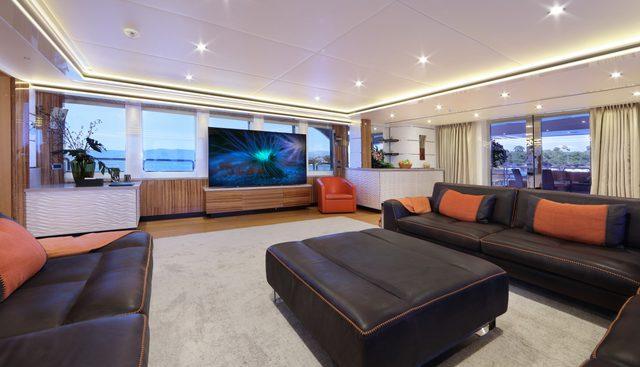 Code 8 Charter Yacht - 6