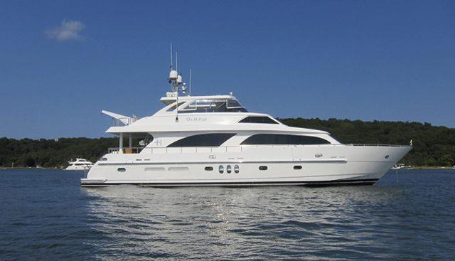 BlueSeas Charter Yacht