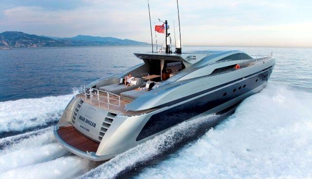 High Roller Charter Yacht - 4