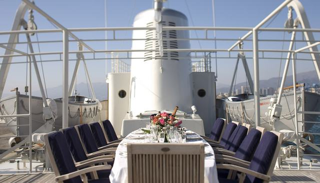 Dionea Charter Yacht - 3
