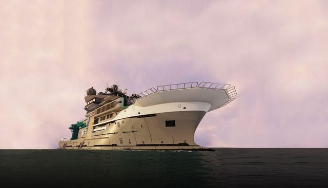 OceanXplorer 1 Charter Yacht - 3