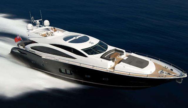 Black Diamond Charter Yacht
