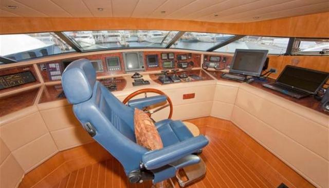 Evelyn Charter Yacht - 8
