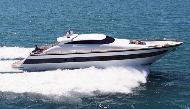Samarcande Charter Yacht