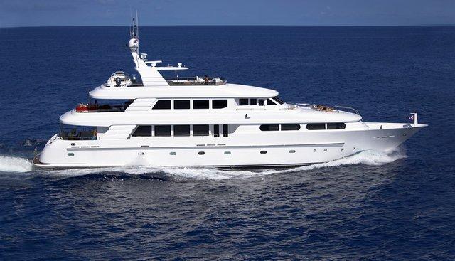 Charlotte Ann Charter Yacht - 8