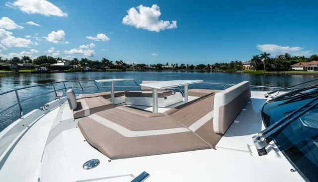 Record Year Charter Yacht - 2