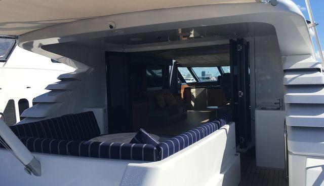 Crystal Blue Charter Yacht - 4