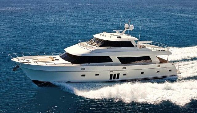 Aura Charter Yacht